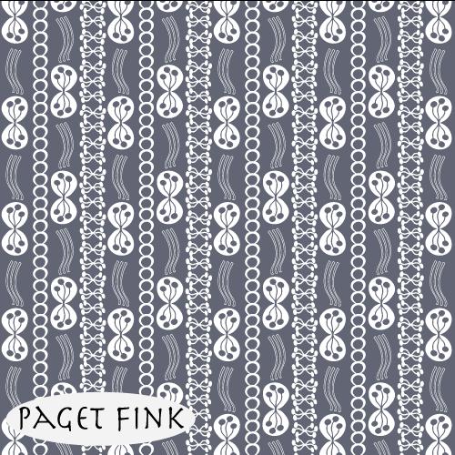 Mod Stripes design by Paget Fink