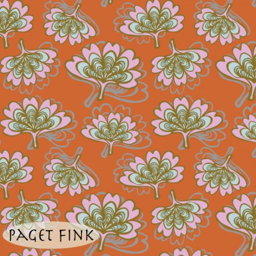 Ginkgo Flanerie design by Paget Fink
