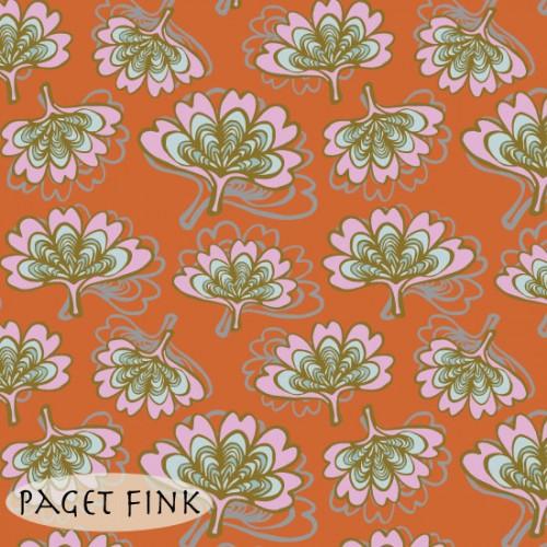 Ginkgo Flanerie design by Paget Fink