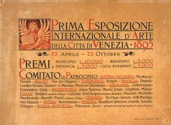 1895 Biennale Poster