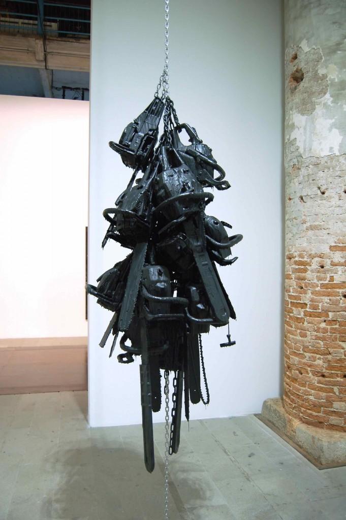 Monica Bonvicini, Latent Combustion, 2015