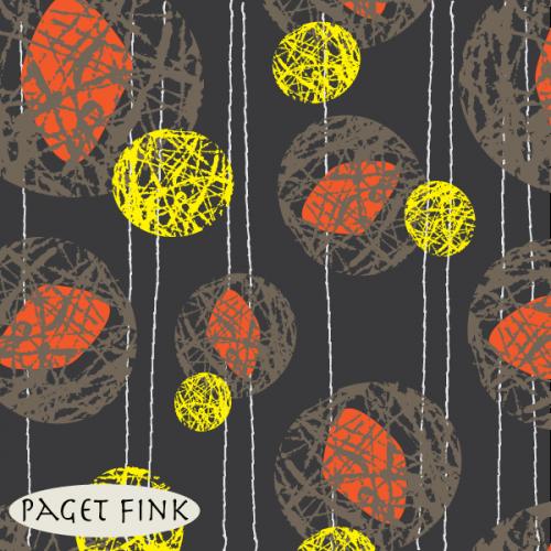 Mod Yarn design by Paget Fink