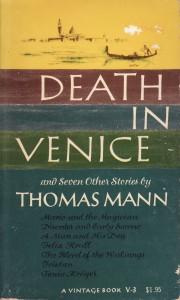 Death in Venice, Thomas Mann