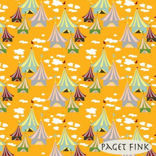 Fair Day Orange by Paget Fink