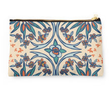Folk Paradise clutch design by Paget Fink