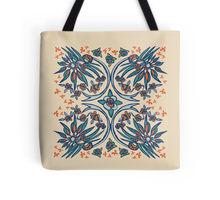 Folk Paradise tote bag design by Paget Fink