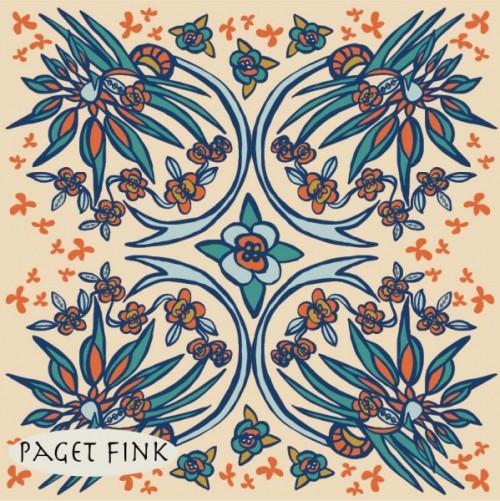 Paradise Folk design by Paget Fink
