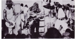 70s Zambian band, the WITCH